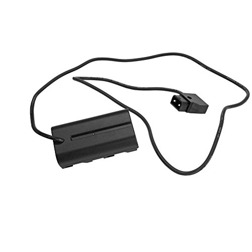 GyroVu D-Tap to Sony-L (NP-F550) Dummy Battery 30' Straight Intellegent Adaptor Cable