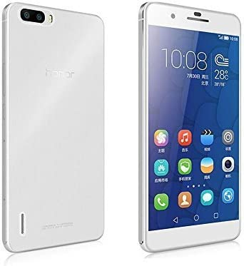 NOV@GO® Funda protectora de gel flexible para HuaWei Honor 6 PLUS ...