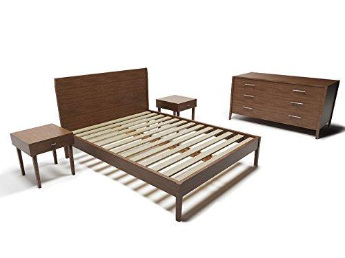 Mid-Century Modern 5-Piece Bedroom Furniture Set