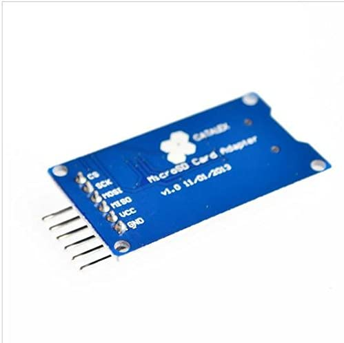 VistorHies Good Micro SD Storage Board TF Card Reader Memory Shield Module SPI