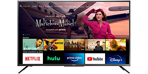 Toshiba 50LF621U21 50-inch Smart 4K UHD with Dolby Vision – Fire TV Edition, Released 2020