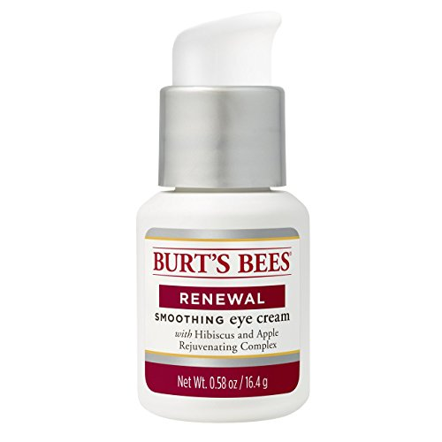 Renewal Cream (Burt's Bees Renewal Smoothing Eye Cream, 0.58 Ounce)