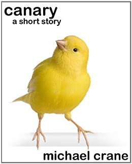 canary a short story   kindle edition by michael crane
