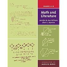Math and Literature: Grades 6-8