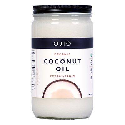 Ojio Coconut Oil - 100% Organic Extra Virgin - 32 OZ by Ojio