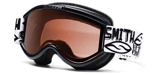 Smith Challenger OTG Kids Goggle (RC36, Black), Outdoor Stuffs