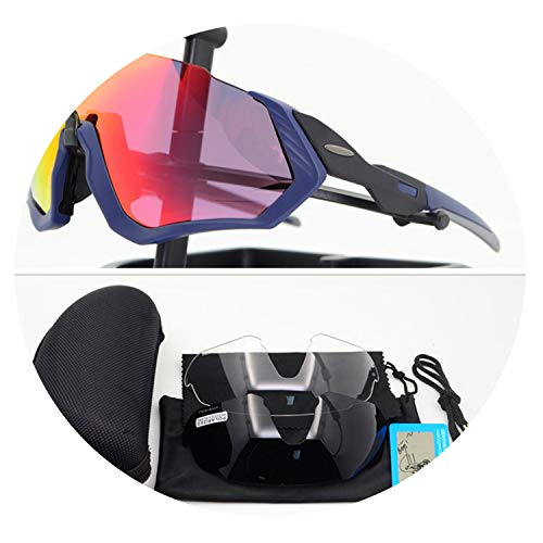Outdoor Sport Sunglasses Cycling Glasses for Men Women Mountain Bike MTB Bicycle Glasses TR90 Frame Bike Oculos Ciclismo,940109
