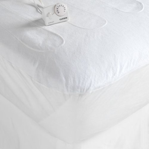 Cannon Heated Mattress Pad Queen Size