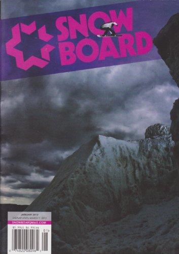 (Snowboard Magazine January 2013)