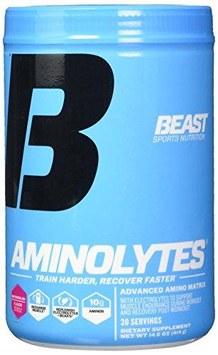 Beast Sports Nutrition Aminolytes Watermelon