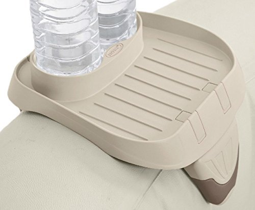 Intex PureSpa Cup Holder, 2 Standard Size Beverage Containers (Renewed)