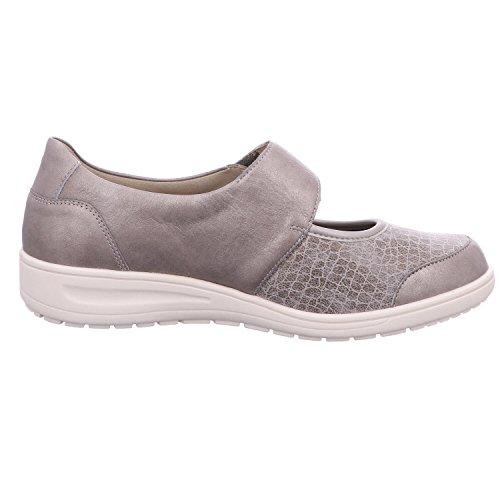 Solidus Women's 2950340169 Loafer Flats Beige QjFGF