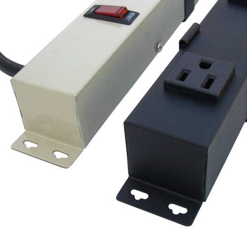 48 12 outlet metal power strip buy online in uae. Black Bedroom Furniture Sets. Home Design Ideas