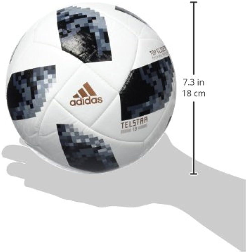 adidas Ekstraklasa Tgl Balón, Hombre, Blanco (Blanco/Negro/Plamet ...