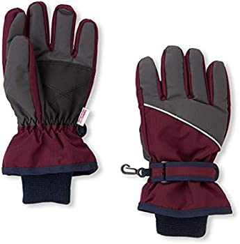 The Children's Place Boys Solid 3-In-1 Gloves