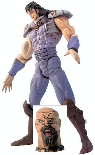 Fist of the North Star - Violence Action Figure - Rei by Xebec