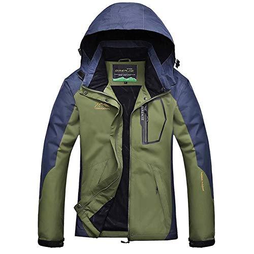 Giacca 2018 Cappuccio Spring Lovers Giacche Grass colore Con Uomo Trekking Dimensione Women's Xl Green Da Donna New Antivento Campeggio Impermeabile Fall Outdoor rxwpZIr0q