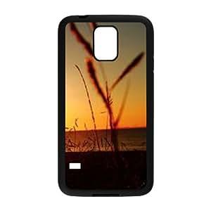 Custom Case for SamSung Galaxy S5 I9600 - The sun on the beach ( WKK-R-511142 )