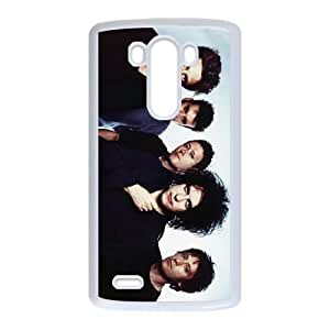 LG G3 Cell Phone Case Covers White The Cure Phone cover O7525629