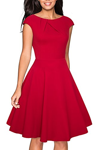 buy a red dress - 5