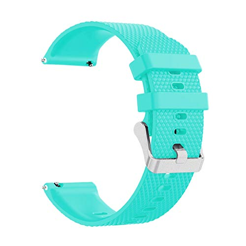 Watchband Sport Soft Silicone Band Replacement Strap Band For Samsung Galaxy Watch Active for Men Women