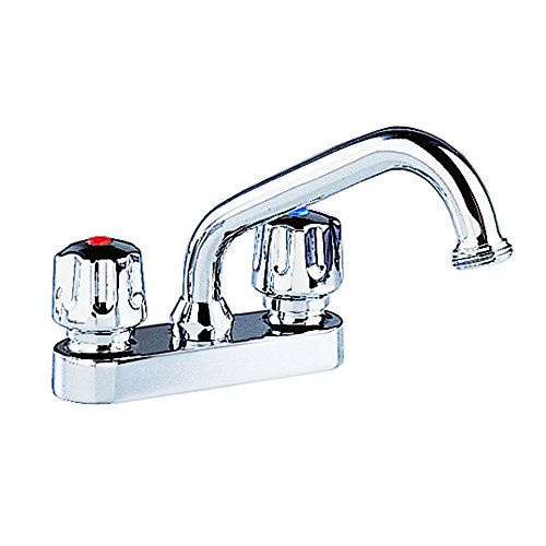 American Standard 7573.140.002 Double-Handle Laundry Faucet, Chrome by American Standard