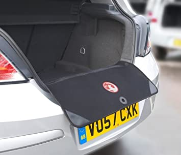 carmats4u Semi Tailored NEOPRENE Bumper Protector with Velcro Back for easy fixing 27inch x 22inch