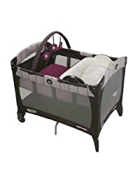 Graco Pack 'N Play Playard with Reversible Napper and Changer, Nyssa BOBEBE Online Baby Store From New York to Miami and Los Angeles
