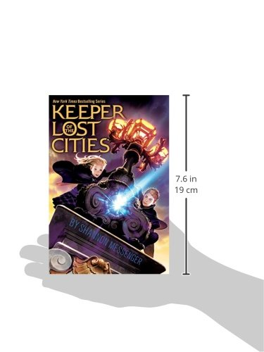 Keeper Of The Lost Cities Shannon Messenger 8601411184925