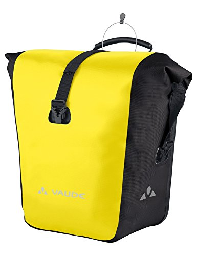 VAUDE Radtasche Aqua Back Single, canary, 37 x 33 x 19 cm, 24 Liter, 10918