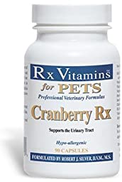 (3 PACK) CRANBERRY RX URINARY TRACT SUPPORT 90 CAPSULES EACH X 3 BOTTLES