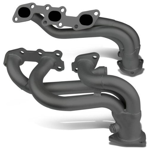 DNA Motoring HDB300ZXNT Stainless Steel Exhaust Header Manifold [For 90-96 Nissan 300ZX (300zx Turbo)