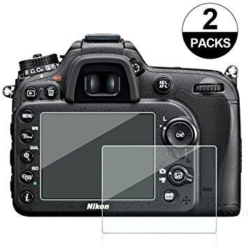 awinner Cristal para Nikon D7100 D7200 D600 D610, cámara Protector ...