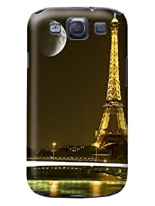LarryToliver Sports Design Case With Hard Shell Cover for samsung Galaxy s3 Customizable Eiffel Tower pictures #4 wangjiang maoyi