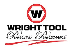 """Wright Tool 702 38"""" Drive Flare Nut Crowfoot Wrench Set (8-piece)"""