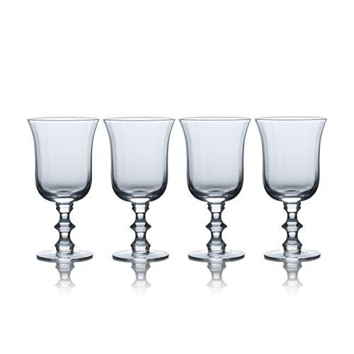 Mikasa Bordeaux Goblet Wine Glass, 15.5-Ounce, Set of 4 ()
