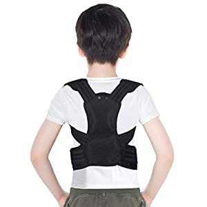 Posture Corrector for Kids, Upper Back Posture Brace for Teenagers Under Clothes Spinal Support to Improve Slouch…