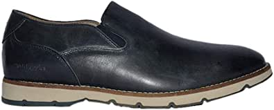 Hush Puppies Brother Hayes for Men, Navy - HM01648-410