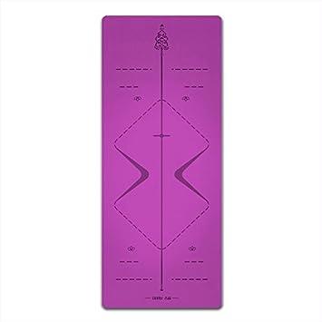 YOOMAT Es una de Gama Alta TPE Yoga Mat Cuerpo-Healing ...