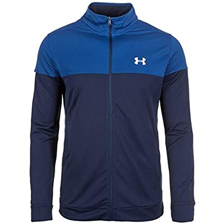 Under Armour Sportstyle Pique Track Jacket Felpa Uomo