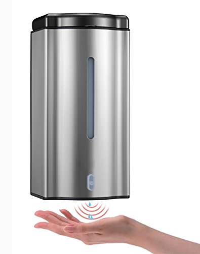 wall automatic soap dispenser - 4