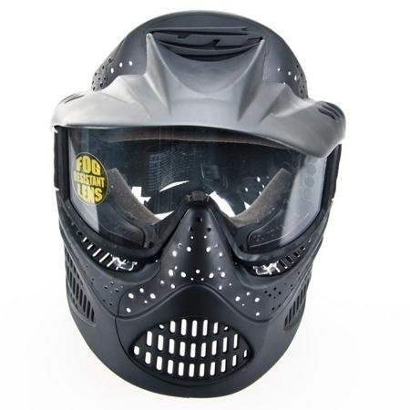 JT USA Elite Alpha Paintball Goggle and Protective Mask System -