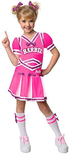 Barbie Halloween Outfit (Barbie Cheerleader Costume,)