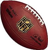 Wilson Official NFL Football Goodell F1100 - Licensed NFL Sports Gift