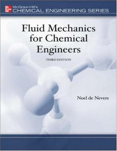 Fluid Mechanics for Chemical Engineers 3/e with Engineering Subscription Card
