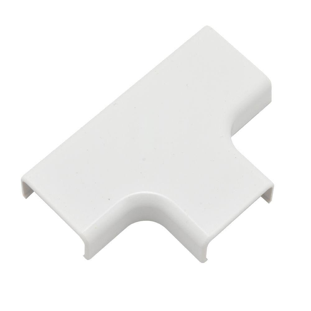 Legrand - Wiremold C51 T Fitting, White