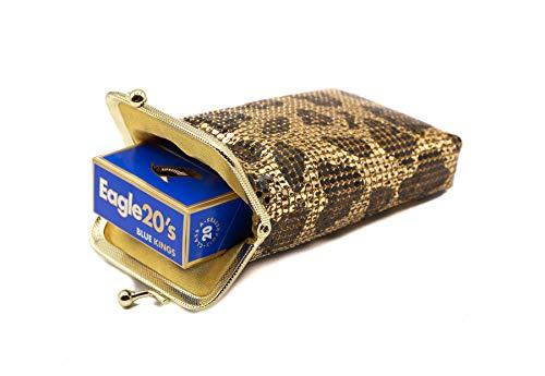 (Luxuriant Ultra Soft Metallic Mesh Cigarette & Lighter Case (Lep (120s)))