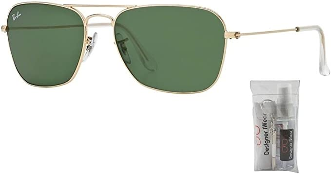 Ray-Ban RB3136 CARAVAN Sunglasses For Men For Women