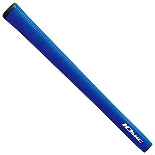 - NEW Iomic Sticky 2.3 Blue/Black Standard Grips (Set of 13)
