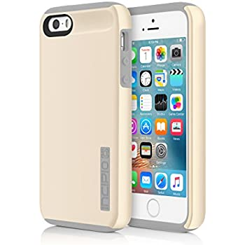 Amazon.com: Incipio DualPro Case for Apple iPhone 5, 5s, SE ...